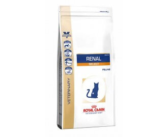 Royal Canin Renal Select Veterinary Diet crocchette per gatti