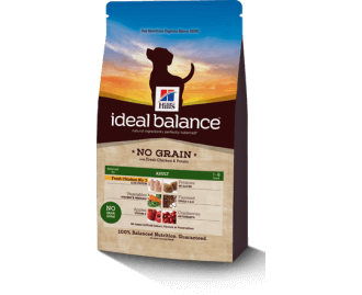 Hill's Ideal Balance Adult No Grain crocchette per cani con pollo e patate