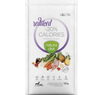 Natura Diet Reduced -20% Calories crocchette per cani