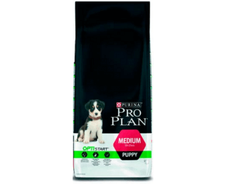 Purina ProPlan OptiStart Puppy Medium crocchette per cuccioli di taglia media