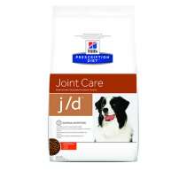 Hill's Prescription Diet J/D Canine Joint Care crocchette per cani