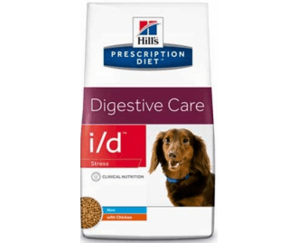 Hill's Prescription Diet I/D Canine Stress Digestive Care crocchette per cani di taglia piccola