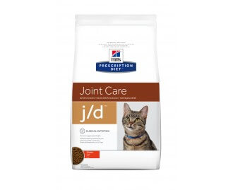Hill's Prescription Diet J/D Feline Joint Care crocchette per gatti