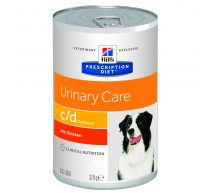 Hill's Prescription Diet C/D Canine Urinary Care cibo umido per cani