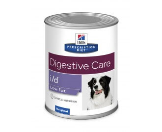Hill's Prescription Diet I/D Canine Digestive Care Low Fat cibo umido per cani