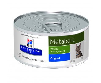 Hill's Prescription Diet Feline Metabolic Weight Management cibo umido per gatti