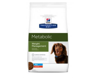 Hill's Prescription Diet Canine Metabolic Weight Management Mini crocchette per cani