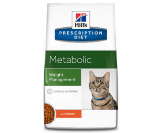 Hill's Prescription Diet Feline Metabolic Weight Management crocchette per gatti