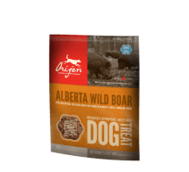 Orijen Alberta Wild Boar Dog Treat snack per cani