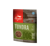 Orijen Tundra Dog Treat snack per cani