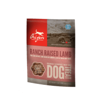 Orijen Ranch Raised Lamb Dog Treat snack per cani