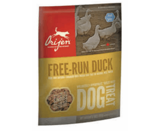 Orijen Free Run Duck Dog Treat snack per cani