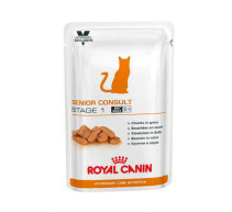 Royal Canin Senior Consult Stage 1 Vet Care cibo umido per gatti senior