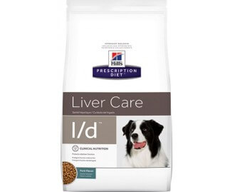 Hill's Prescription Diet L/D Canine Hepatic Health crocchette per cani