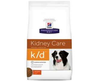 Hill's Prescription Diet K/D Canine Renal Health crocchette per cani