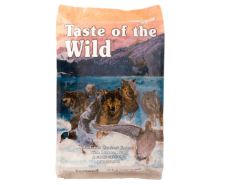 Taste of the Wild Wetlands Canine Formula crocchette per cani