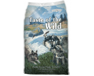 Taste of the Wild Pacific Stream Puppy Formula crocchette per cuccioli