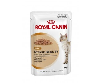 Royal Canin Intense Beauty cibo umido per gatti adulti