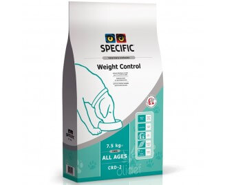 Specific Dog All Ages CRD-2 - Weight Control crocchette per cani