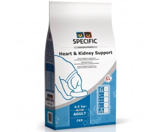 Specific Dog Adult CKD - Heart & Kidney Support crocchette per cani