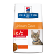 Hill's Prescription Diet C/D Feline Urinary Stress crocchette per gatti