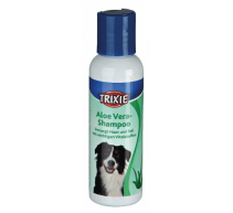 2X1 Trixie Shampoo all'Aloe Vera per cani. 250 ml