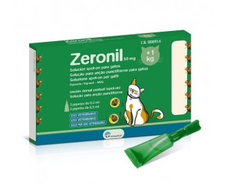 Zeronil antiparassitario spot-on per gatti