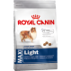 Royal Canin Maxi Light Weight Care crocchette per cani di taglia grande