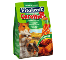 Vitakraft Carotties Minis snack per criceti