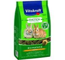 Vitakraft Emotion Complete Adult mangime per conigli nani