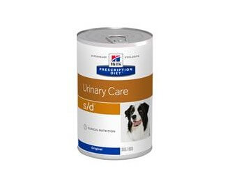 Hill's Prescription Diet S/D Canine Urinary Dissolution cibo umido per cani