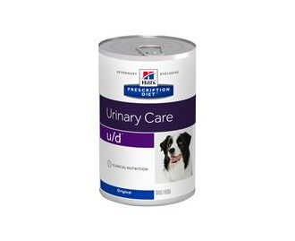 Hill's Prescription Diet U/D Non-Struvite Urinary Tract Health cibo umido per cani