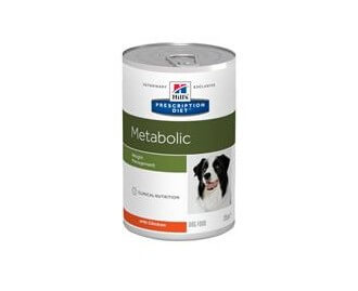 Hill's Prescription Diet Canine Metabolic Weight Management cibo umido per cani