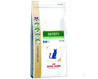 Royal Canin Satiety Weight Management Veterinary Diet crocchette per gatti