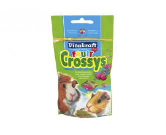 Vitakraft Fruit Crossys snack per cavie