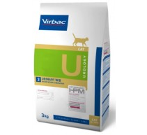 Virbac HPM U3 Cat Urology Urinary WIB crocchette per gatti con calcoli