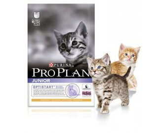 Purina ProPlan Optistart Junior crocchette per gattini