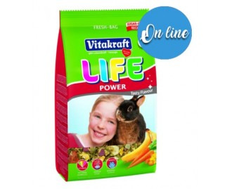 Vitakraft Life Power mangime per conigli nani