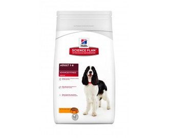 Hill's Science Plan Adult Advanced Fitness crocchette per cani con tonno e riso