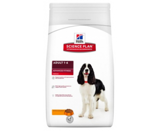 Hill's Science Plan Adult Advanced Fitness crocchette per cani con agnello e riso