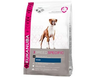 Eukanuba Adult Breed Specific Boxer crocchette per cani