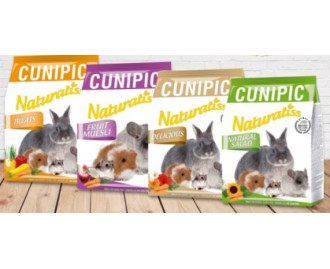 Naturaliss Treats snack per roditori