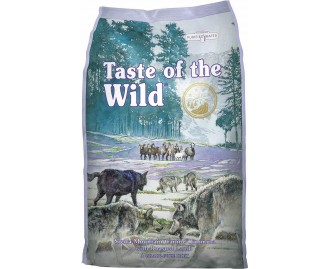 Taste of the Wild Sierra Mountain Canine Formula crocchette per cani