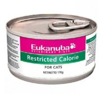 Eukanuba Adult Veterinary Diets Restricted Calorie cibo umido per gatti