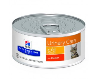 Hill's Prescription Diet C/D Feline cibo umido per gatti