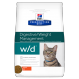 Hill's Prescription Diet W/D Feline Digestive/Weight Management crocchette per gatti