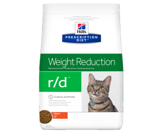 Hill's Prescription Diet R/D Feline Weight Reduction crocchette per gatti