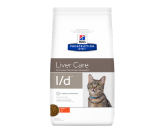 Hill's Prescription Diet L/D Feline Liver Care crocchette per gatti