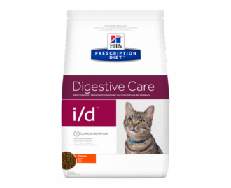Hill's Prescription Diet I/D Feline Digestive Care cibo secco per gatti