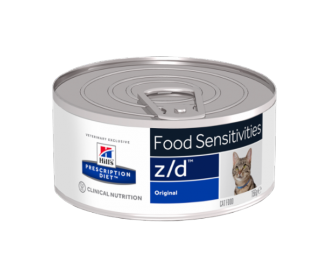Hill's Prescription Diet Z/D Feline Skin/Food Sensitivities Ultra Allergen cibo umido per gatti
